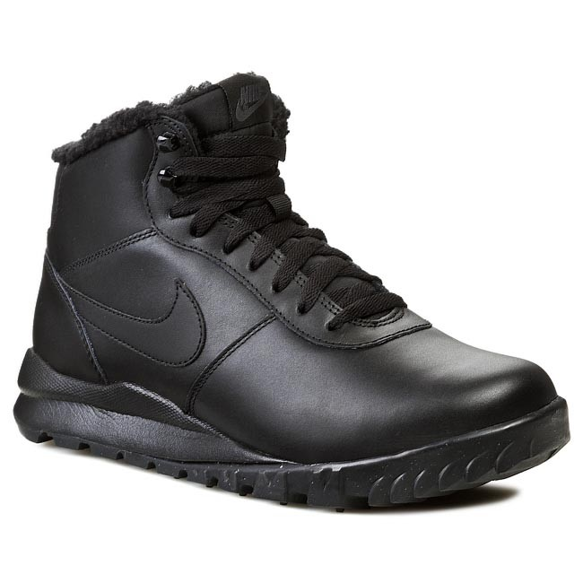 Παπούτσια NIKE - Nike Hoodland Leather 654887 090 Black/ Anthracite