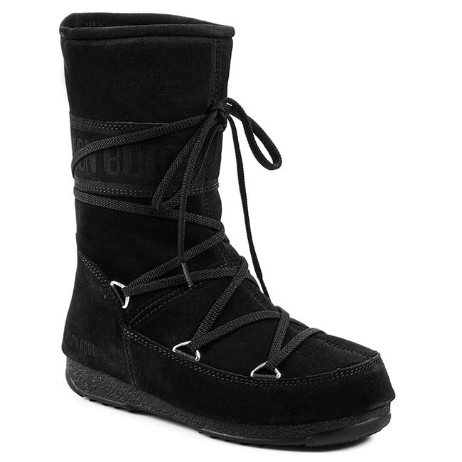 Χιονιού MOON BOOT - W.E. Caviar Mid 24000500003 Nero