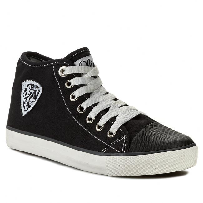 Sneakers S.OLIVER - 5-25201-32 Black