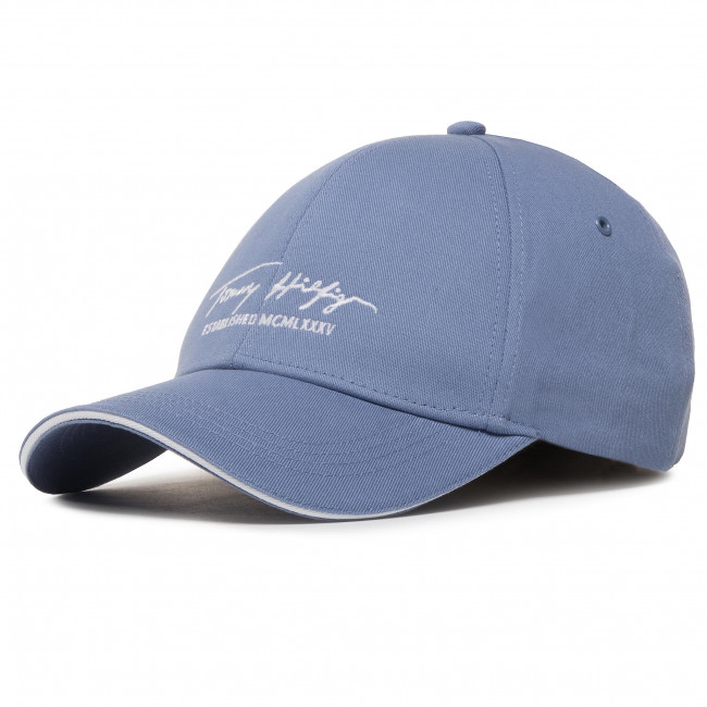 Καπέλο jockey TOMMY HILFIGER - Th Signature Cap AM0AM06281 C4B