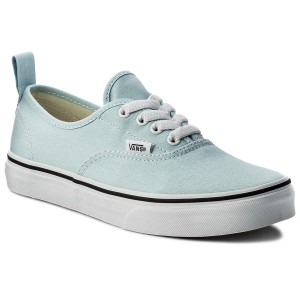 Πάνινα παπούτσια VANS - Authentic Elastic VN0A38H4Q6K Baby Blue True White 6719b6fab63