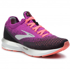 Παπούτσια BROOKS - Levitate 2 120279 1B 596 Purple Fiery Coral Black 48d1c8bcae2