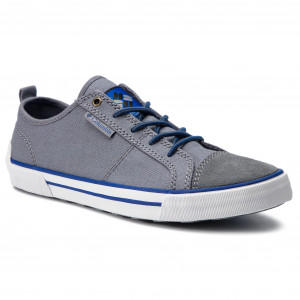 92e01d224c7 Πάνινα παπούτσια COLUMBIA - Goodlife Lace BM4651 Ti Grey Steel/Royal