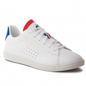 4cf1a288125 Αθλητικά LE COQ SPORTIF - Courtset Gs Sport 1910310 Optical White Cobalt