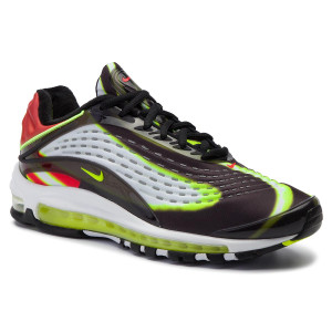 innovative design 66504 c5ece Παπούτσια NIKE Air Max Deluxe AJ7831 003 Black Volt Habanero Red White