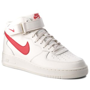 Παπούτσια NIKE - Air Force 1 Mid  07 315123 126 Sail University Red 6a1ff8e4ae