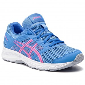 Παπούτσια ASICS - Contend 5 Gs 1014A049 Blue Coast Hot Pink 402 16a088970c5