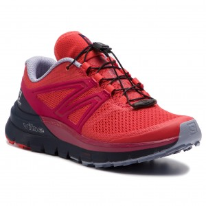27f21ebf665 Παπούτσια SALOMON - Sense Max 2 W 406902 20 V0 Hibiscus/Evening Blue/Cerise