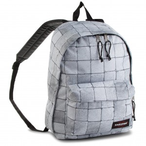 837e413c85f Σακκίδιο EASTPAK - Out Of Office EK767 Cracked White 67T